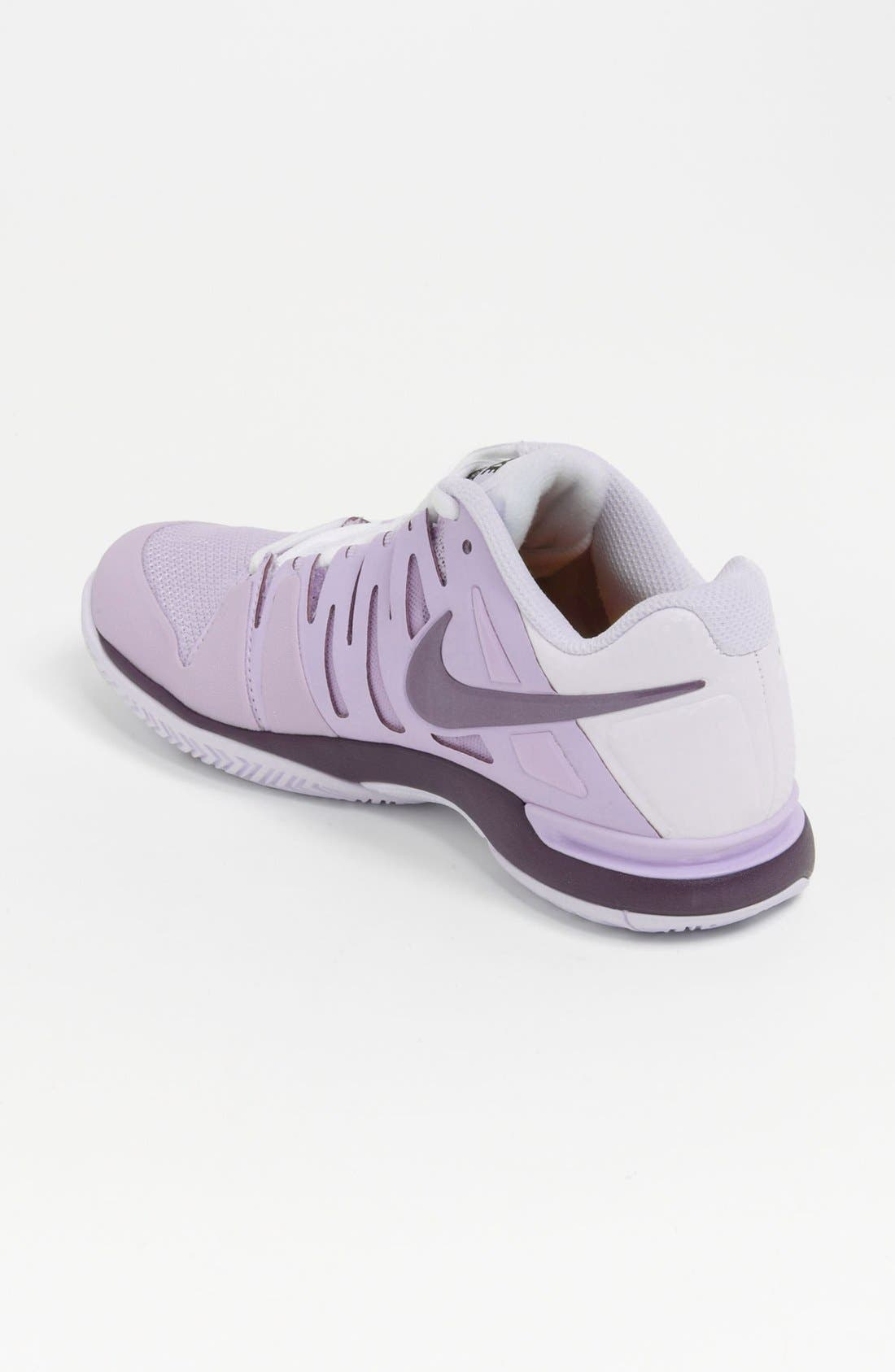Alternate Image 2  - Nike 'Zoom Vapor 9 Tour' Tennis Shoe (Women)