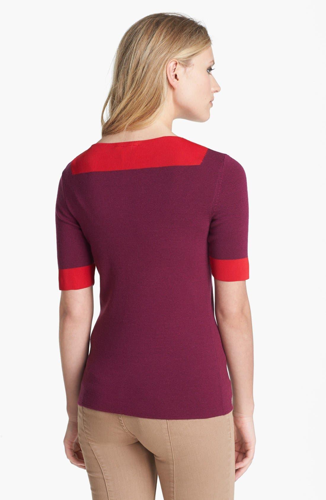 Alternate Image 2  - Tory Burch 'Juliet' Sweater