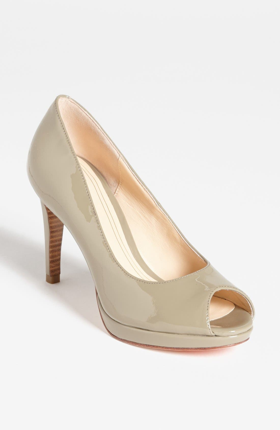 Alternate Image 1 Selected - Cole Haan 'Chelsea' Open Toe Pump