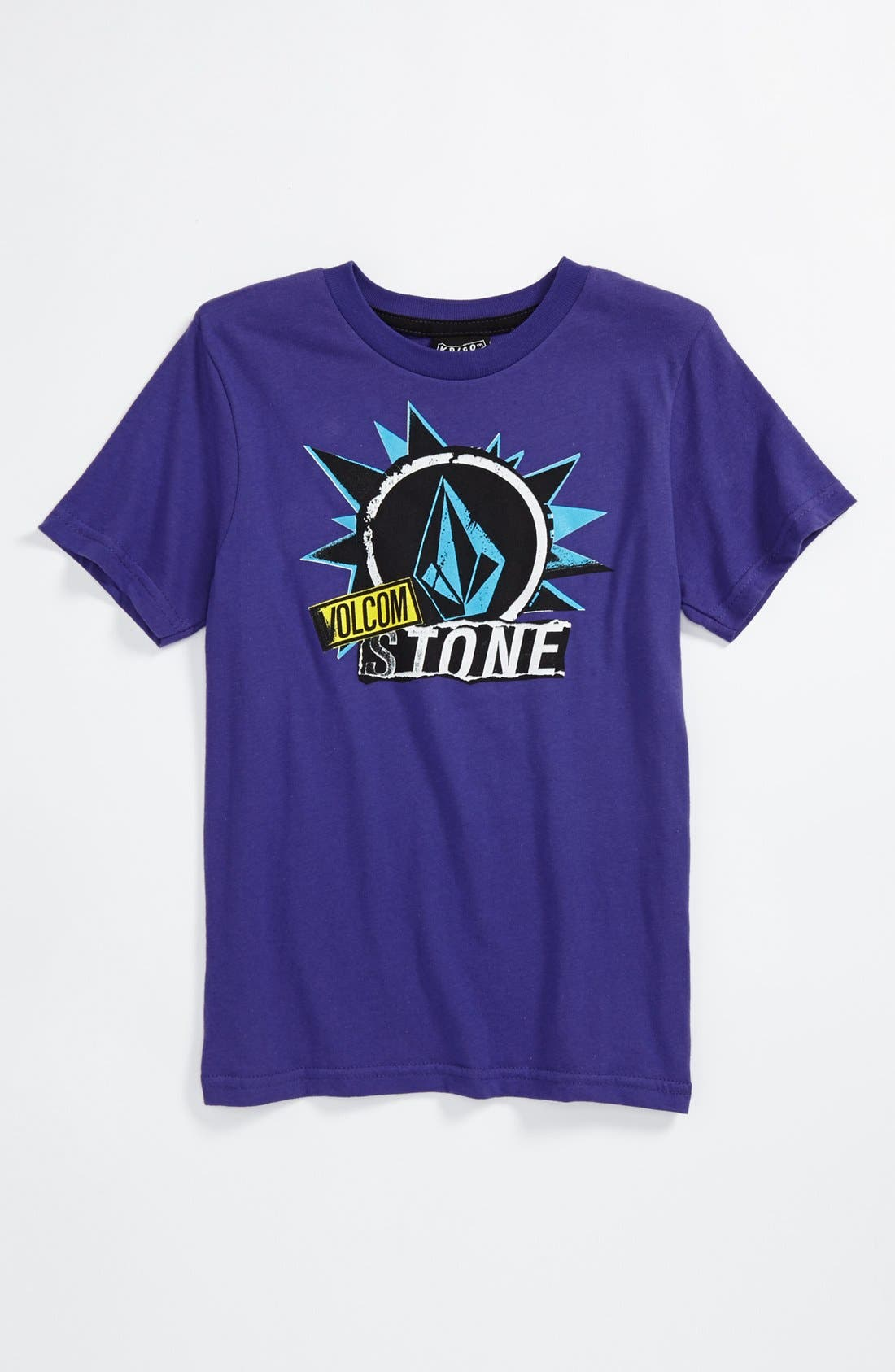 Alternate Image 1 Selected - Volcom 'Pasted Stone' T-Shirt (Little Boys)