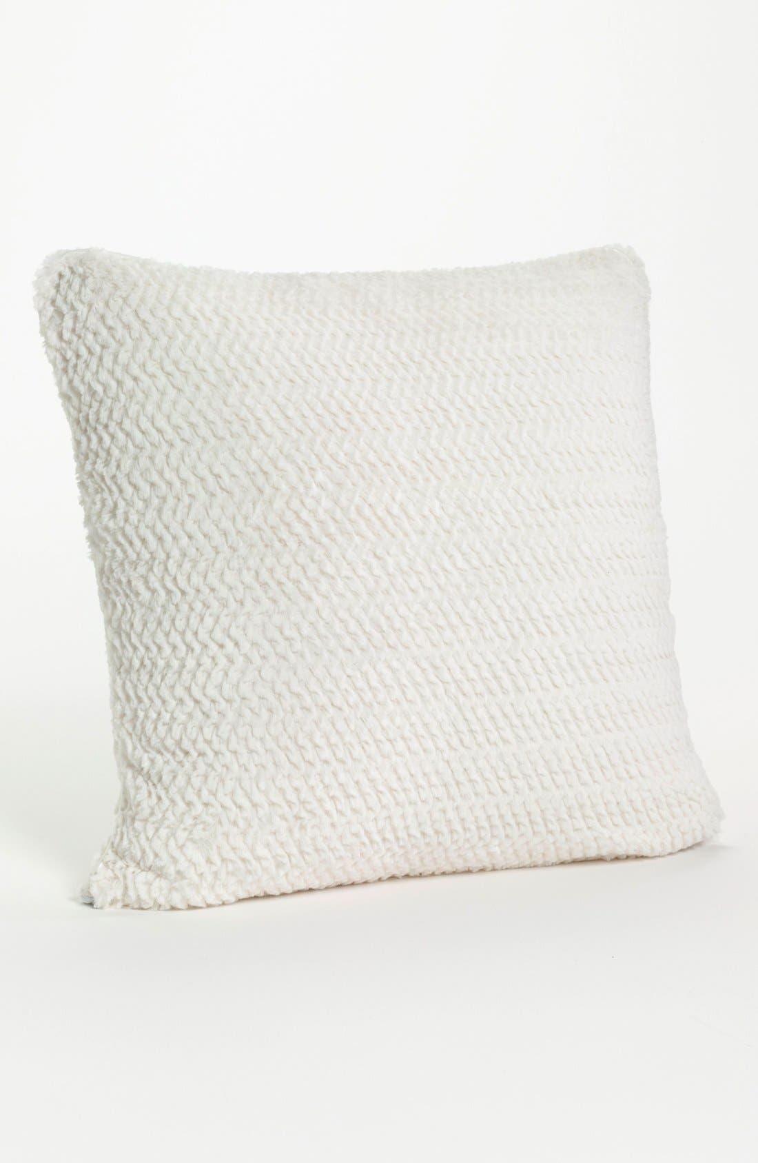 Giraffe at Home 'Luxe Twist' Throw Pillow