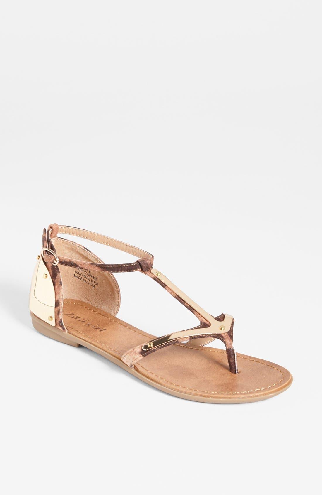 Main Image - ZiGi girl 'Arrow' Sandal