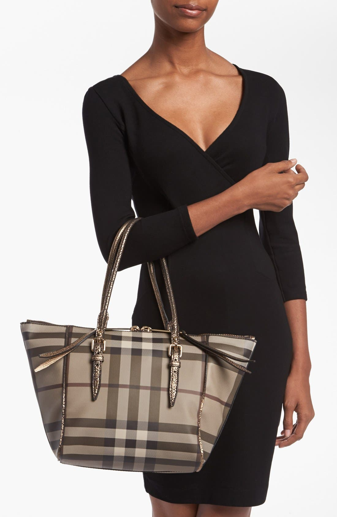Alternate Image 2  - Burberry 'Salisbury - Small' Over Shoulder Tote