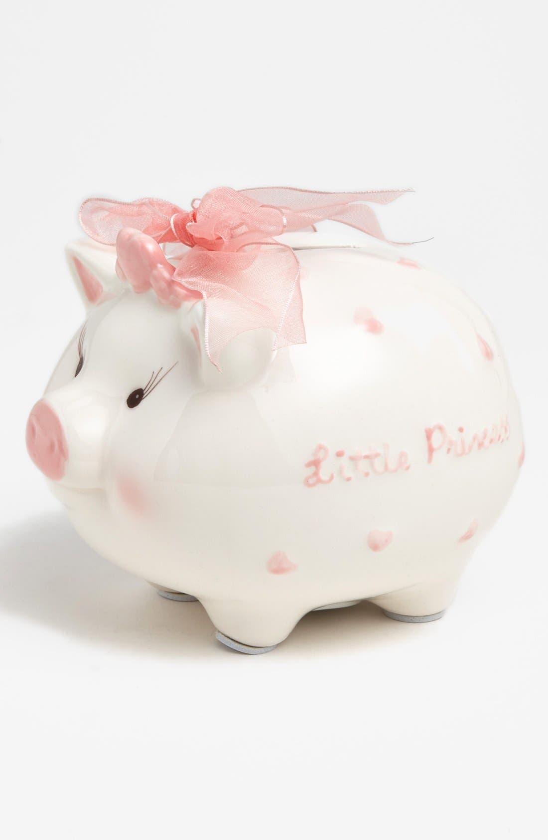 Alternate Image 1 Selected - Mud Pie 'Little Princess' Bank