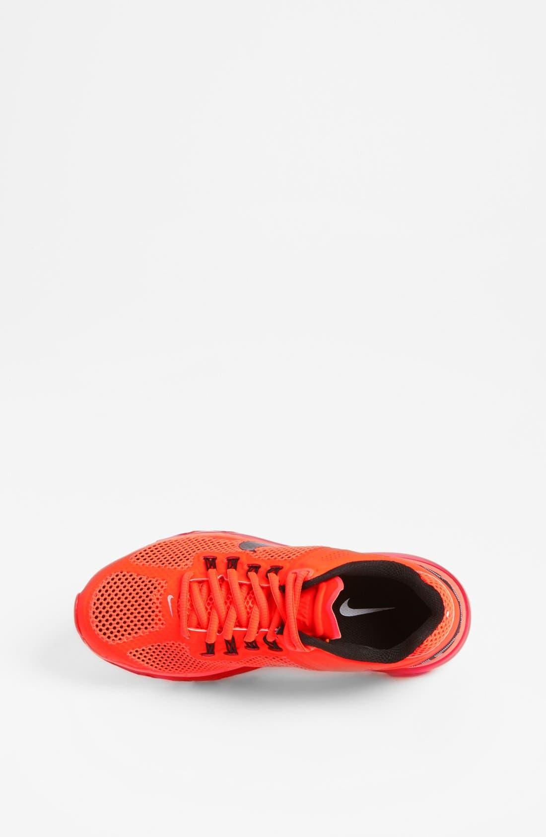 Alternate Image 3  - Nike 'Air Max 2013' Running Shoe (Big Kid)
