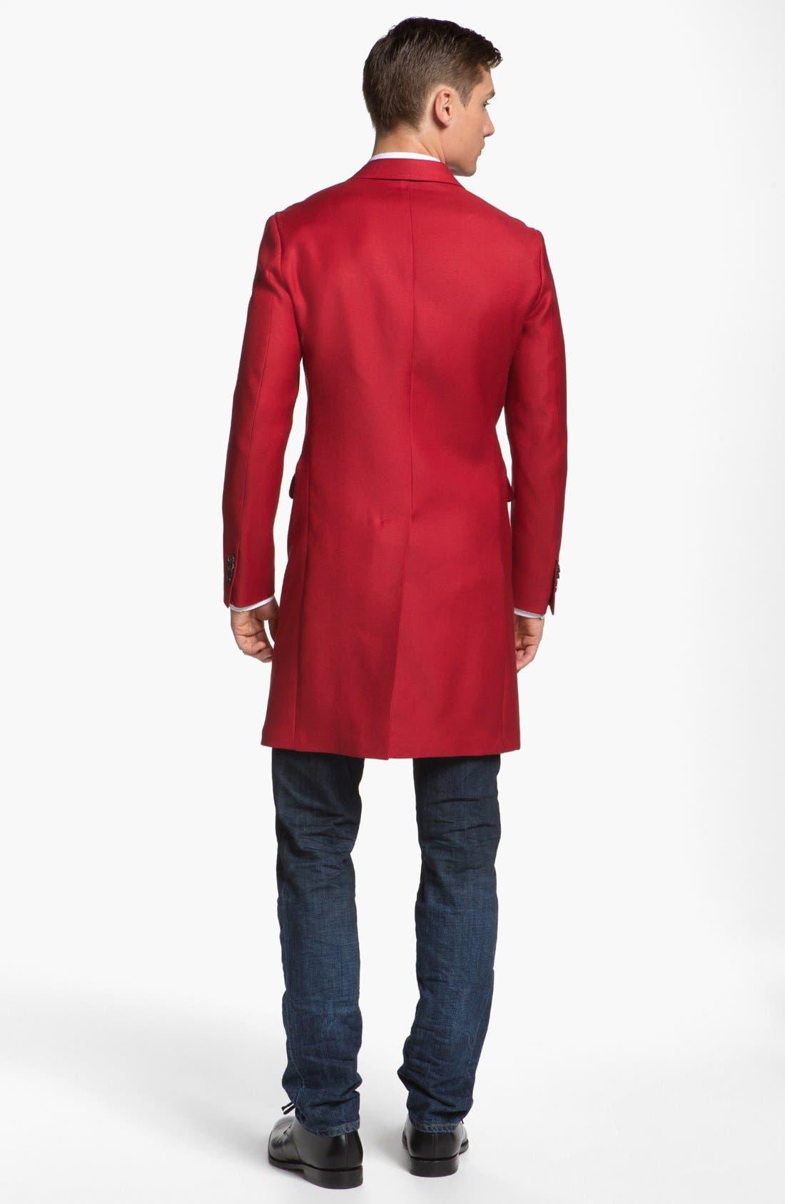Alternate Image 5  - Dsquared2 Three Button Overcoat
