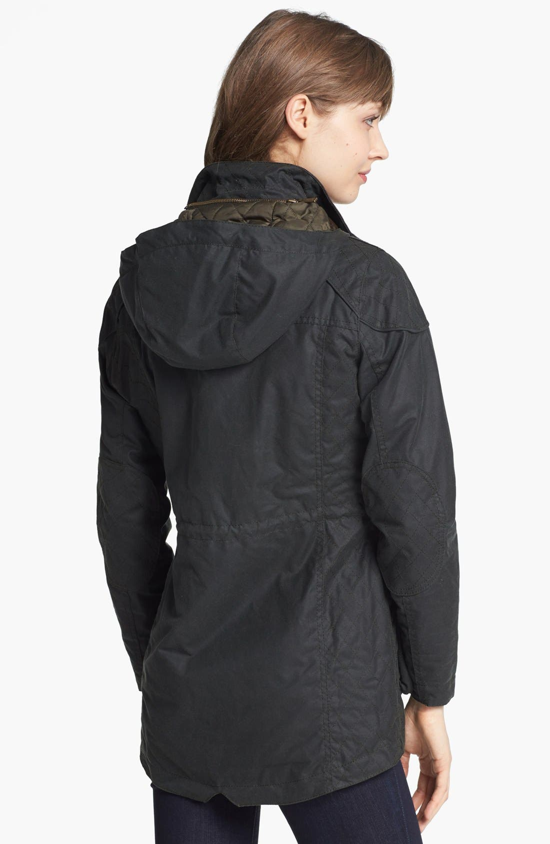 Alternate Image 2  - Barbour Hawkstone Parka
