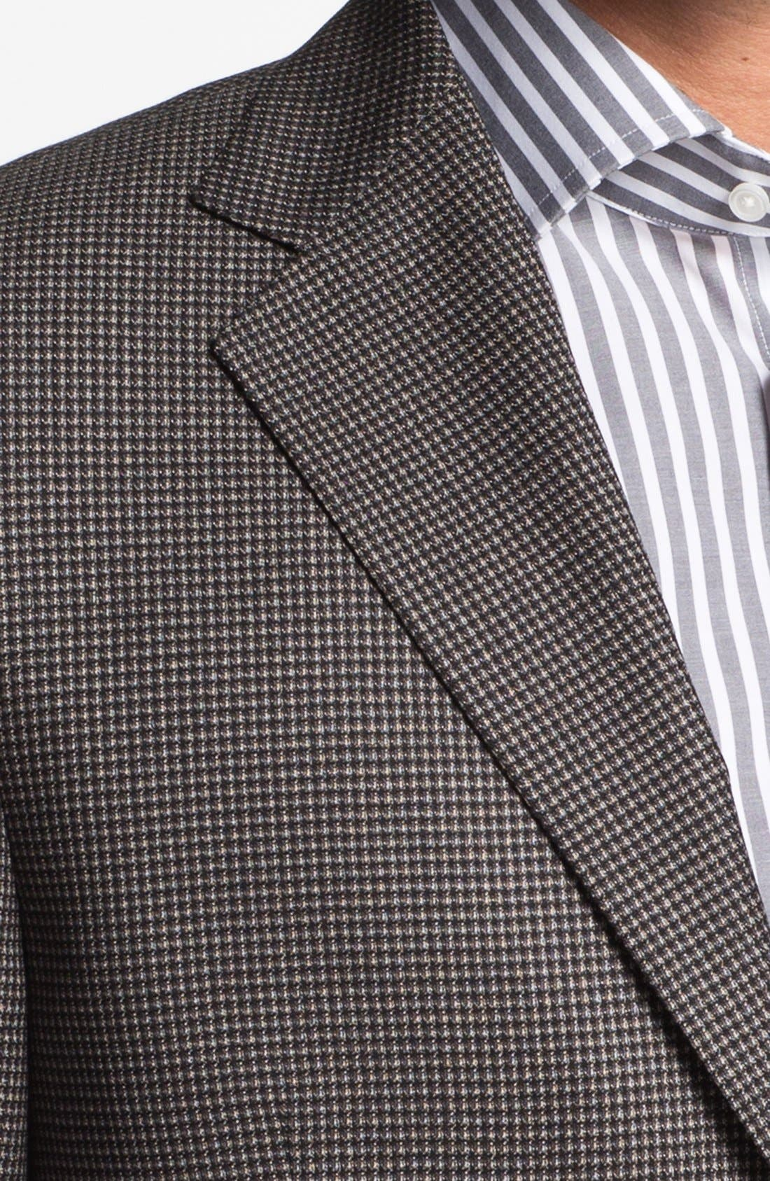 Alternate Image 2  - Joseph Abboud 'Signature Silver' Check Sportcoat