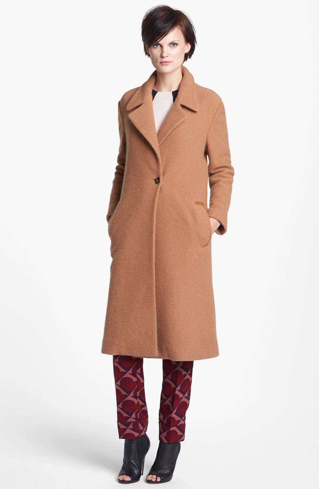 Alternate Image 1 Selected - MARC BY MARC JACOBS 'Rex' Sweater Coat
