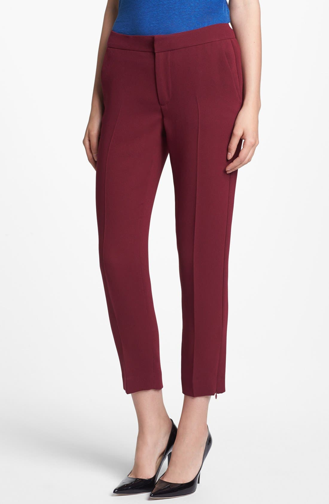 Main Image - MARC BY MARC JACOBS 'Sparks' Crepe Pants