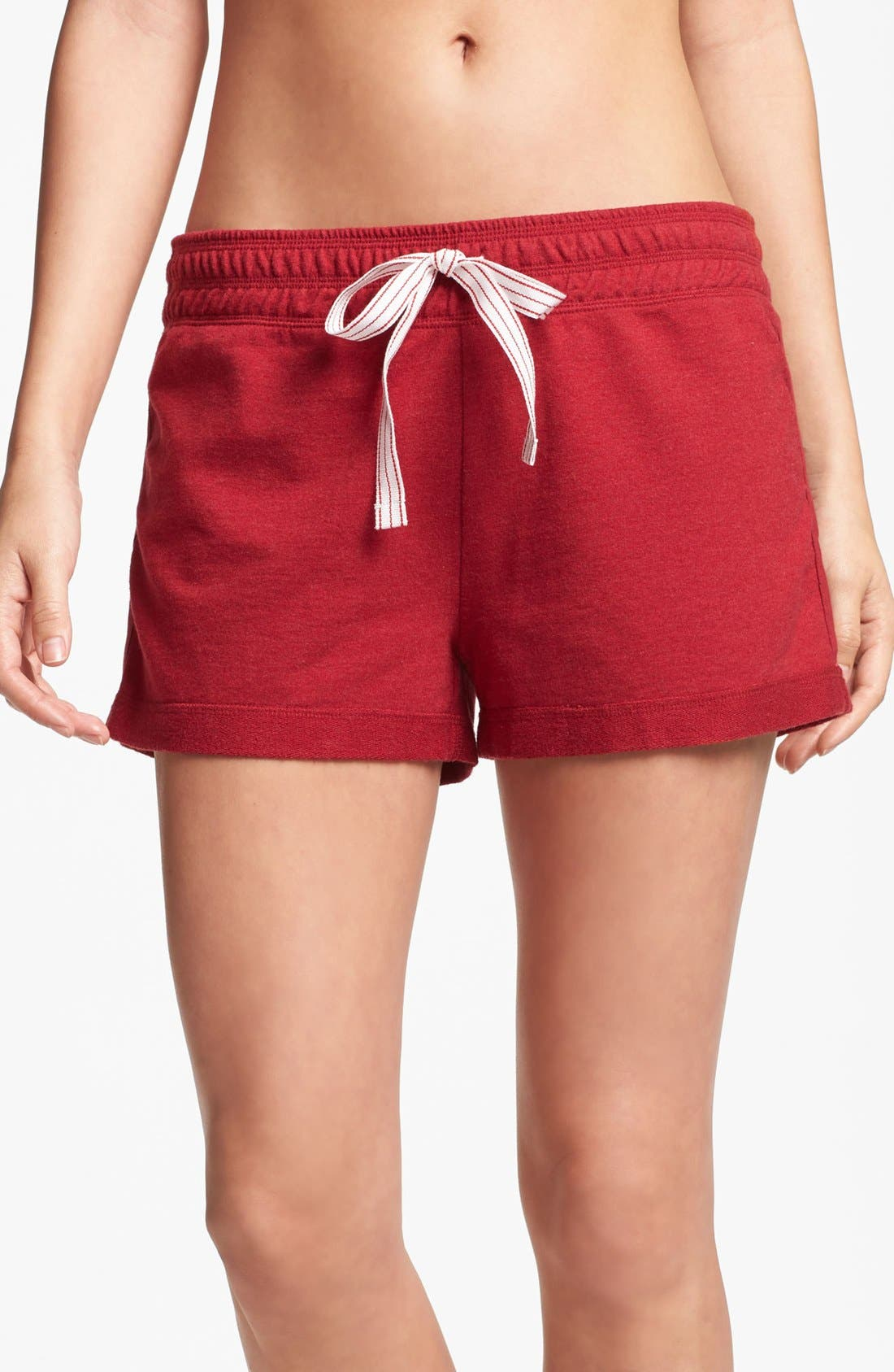Alternate Image 1 Selected - PJ Salvage French Terry Shorts