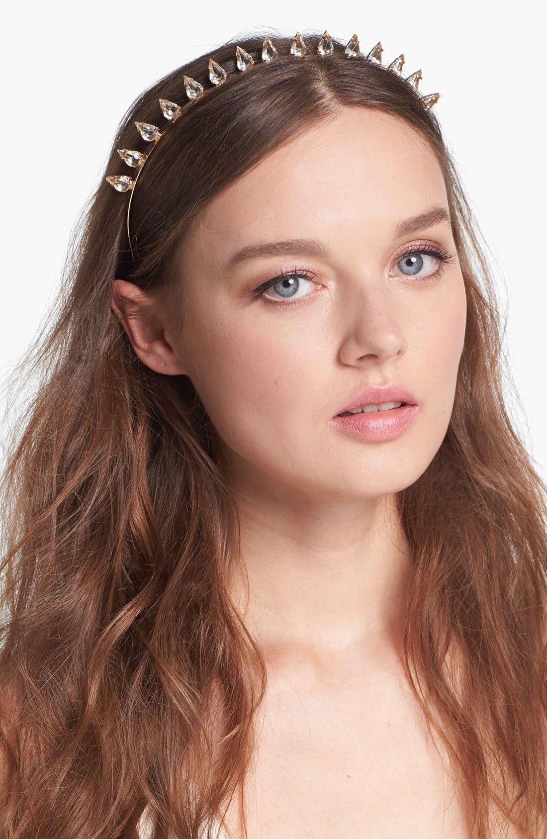 Main Image - Tasha 'Runway Crown' Headband