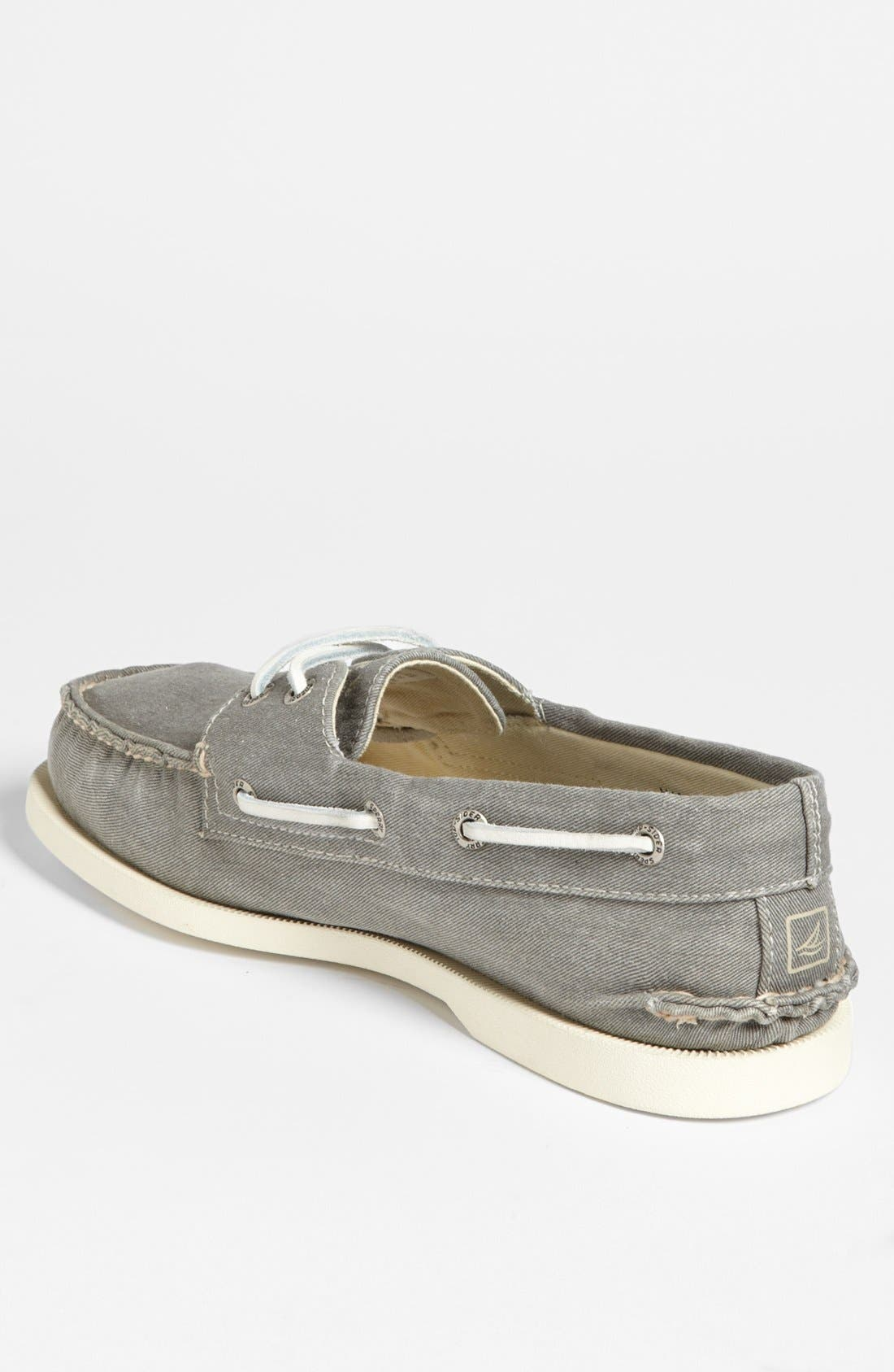 Alternate Image 2  - Sperry Top-Sider® 'Authentic Original' Canvas Boat Shoe