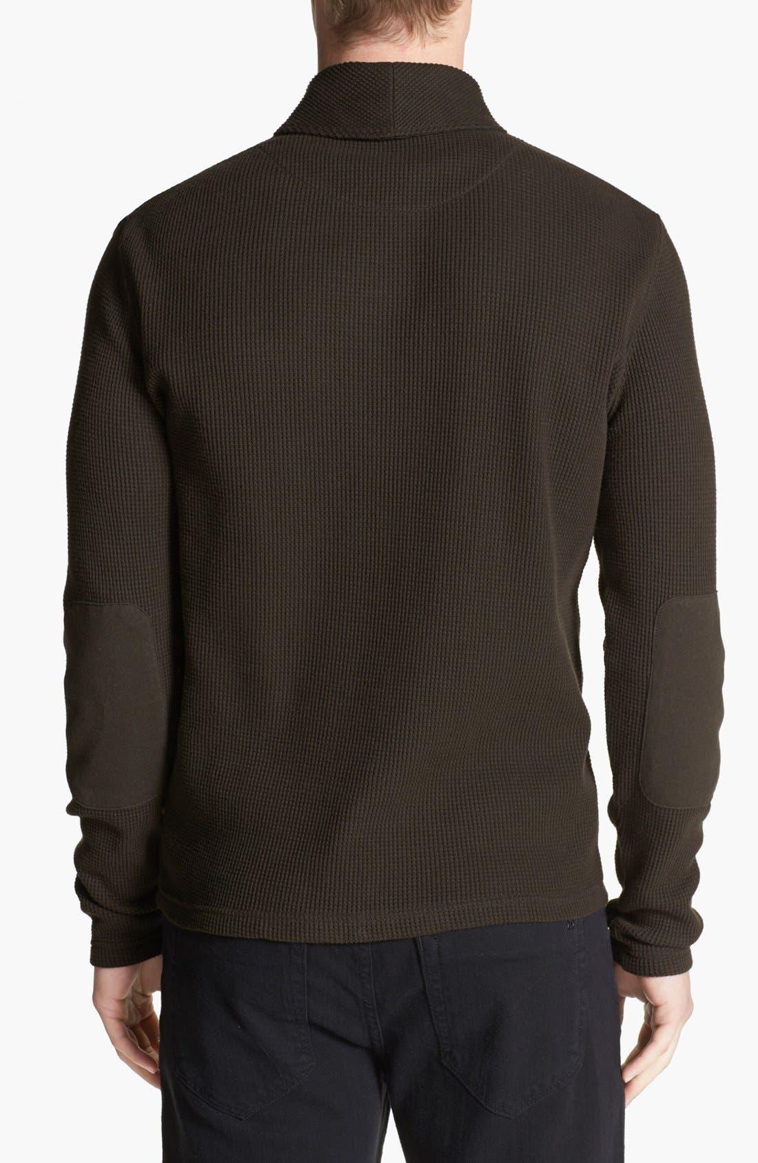 Alternate Image 2  - Michael Kors 'Waffle Wrap' Sweater