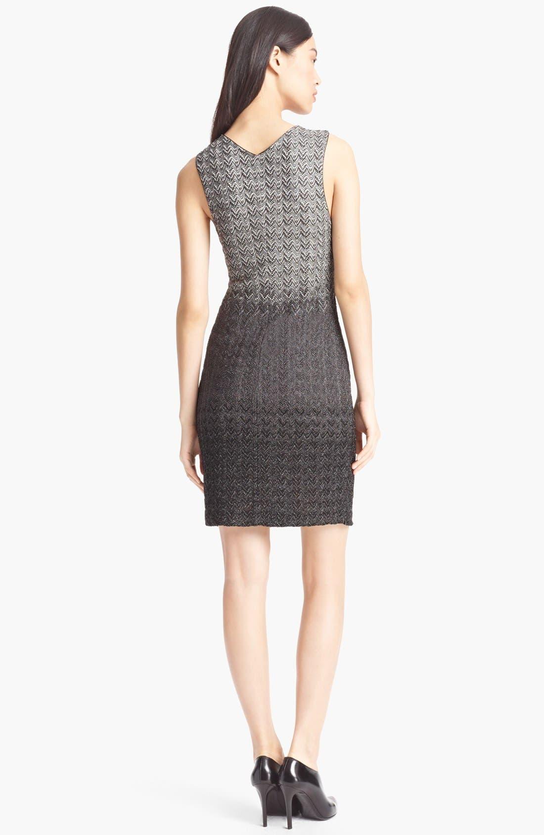Alternate Image 2  - Missoni Dégradé Dress