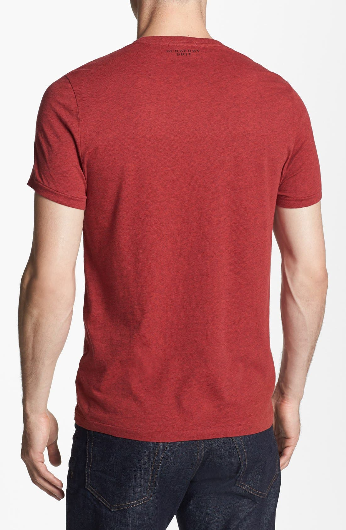 Alternate Image 2  - Burberry Brit 'Potter' T-Shirt