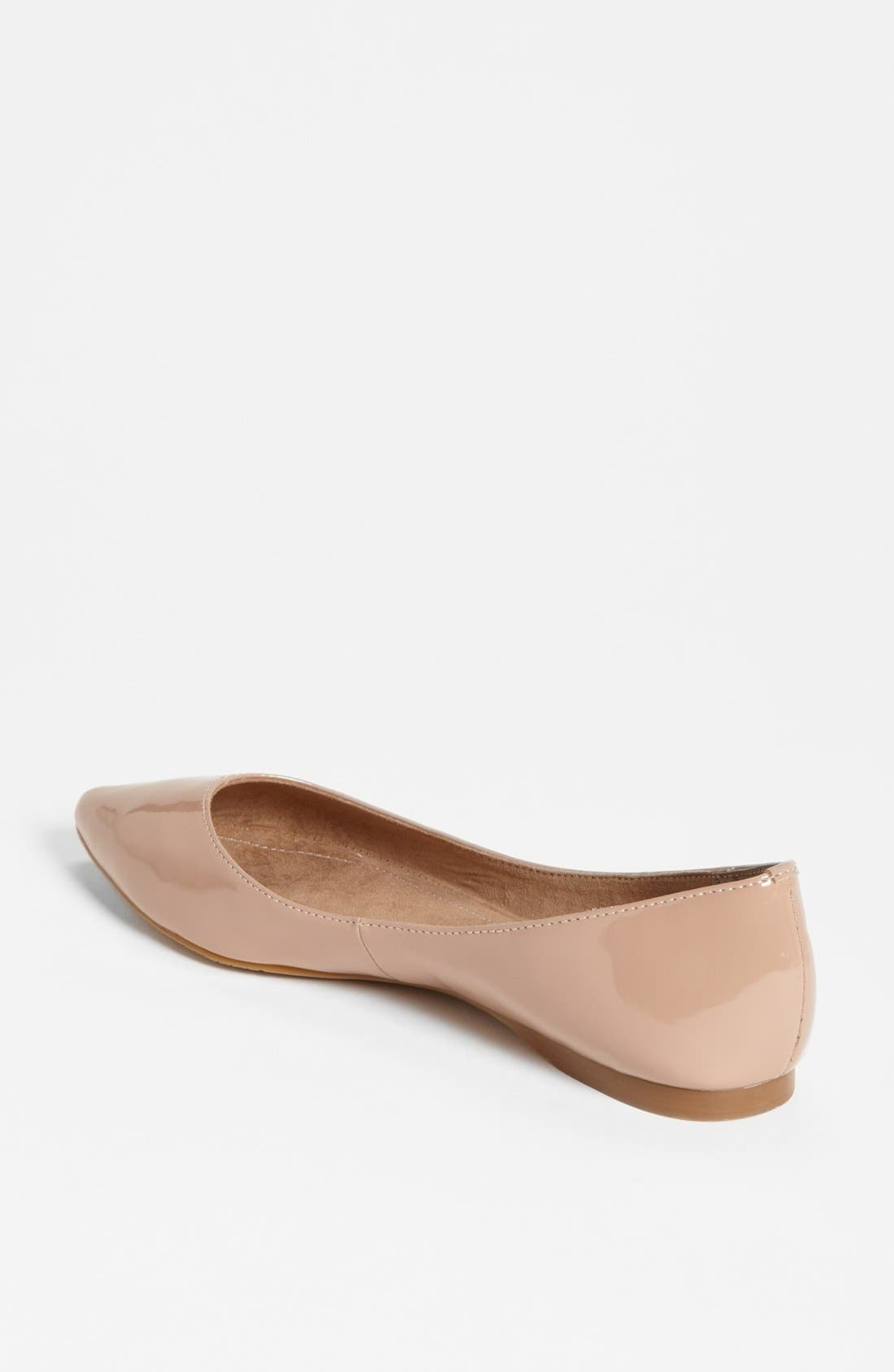Alternate Image 2  - BP. 'Moveover' Pointy Toe Flat (Women)