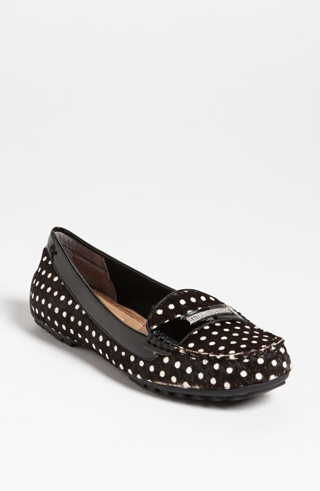 Alternate Image 1 Selected - Isaac Mizrahi New York 'Pansylee' Flat