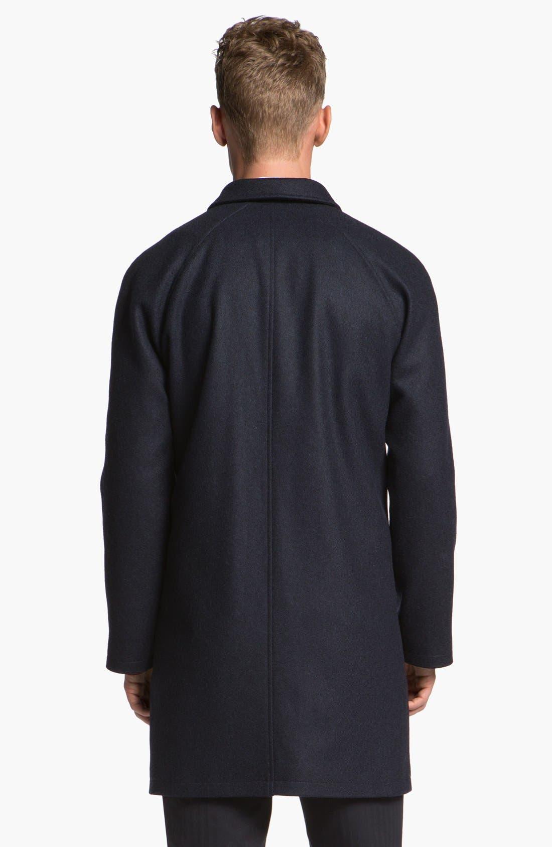 Alternate Image 2  - A.P.C. Mac Trench Coat
