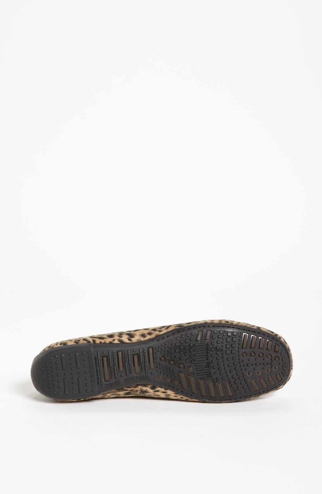 Alternate Image 4  - Stuart Weitzman 'Mach1' Loafer (Online Only)