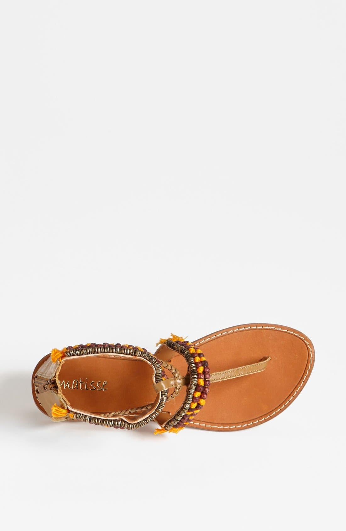 Alternate Image 3  - Matisse 'Mombasa' Sandal