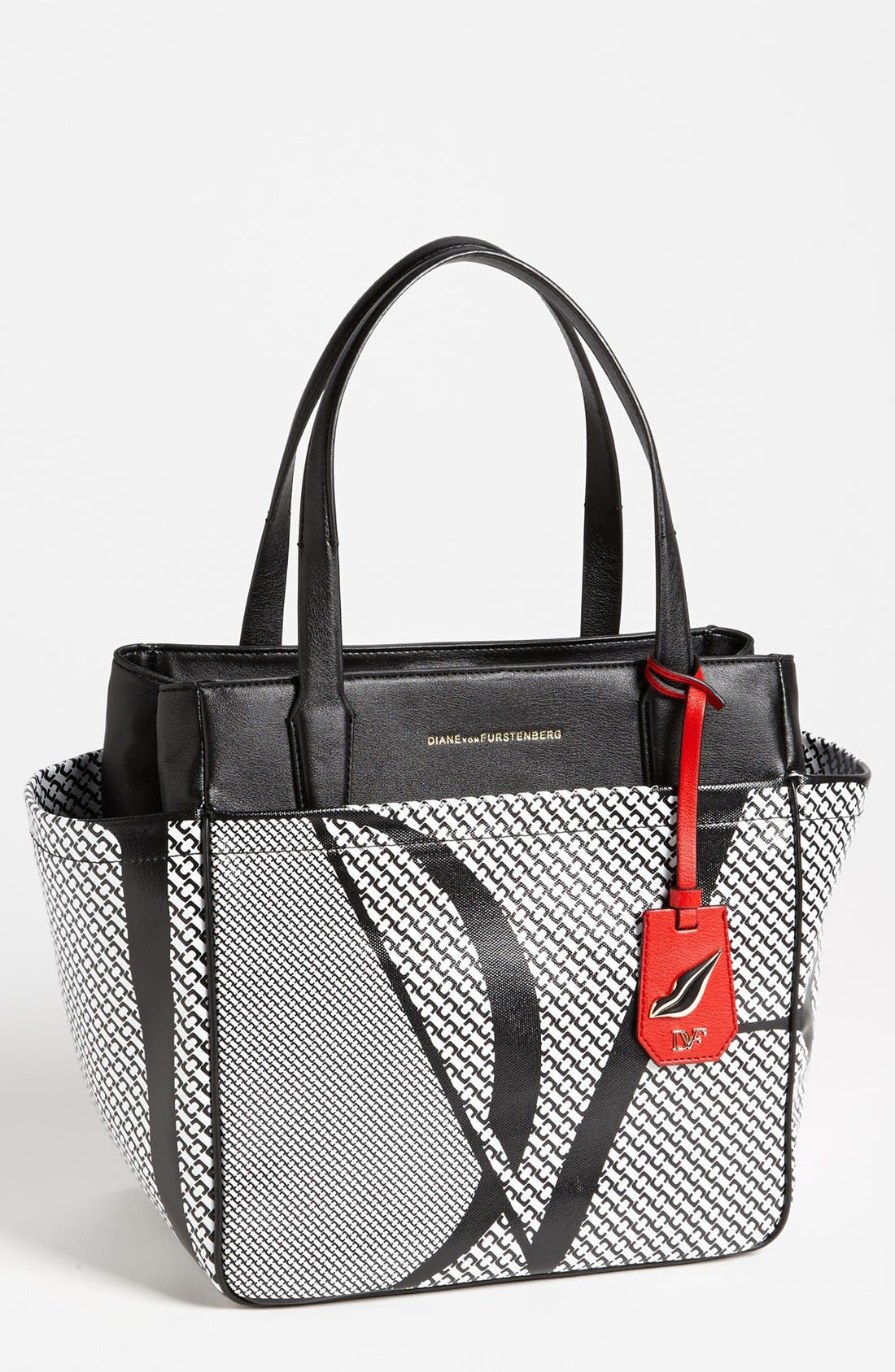Alternate Image 1 Selected - Diane von Furstenberg 'On the Go' Shoulder Bag