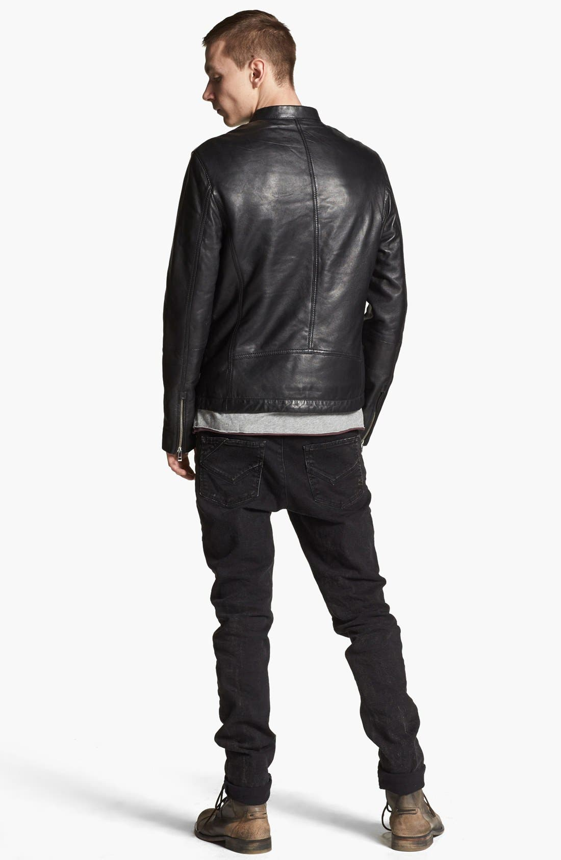 Alternate Image 5  - Zadig & Voltaire Leather Jacket