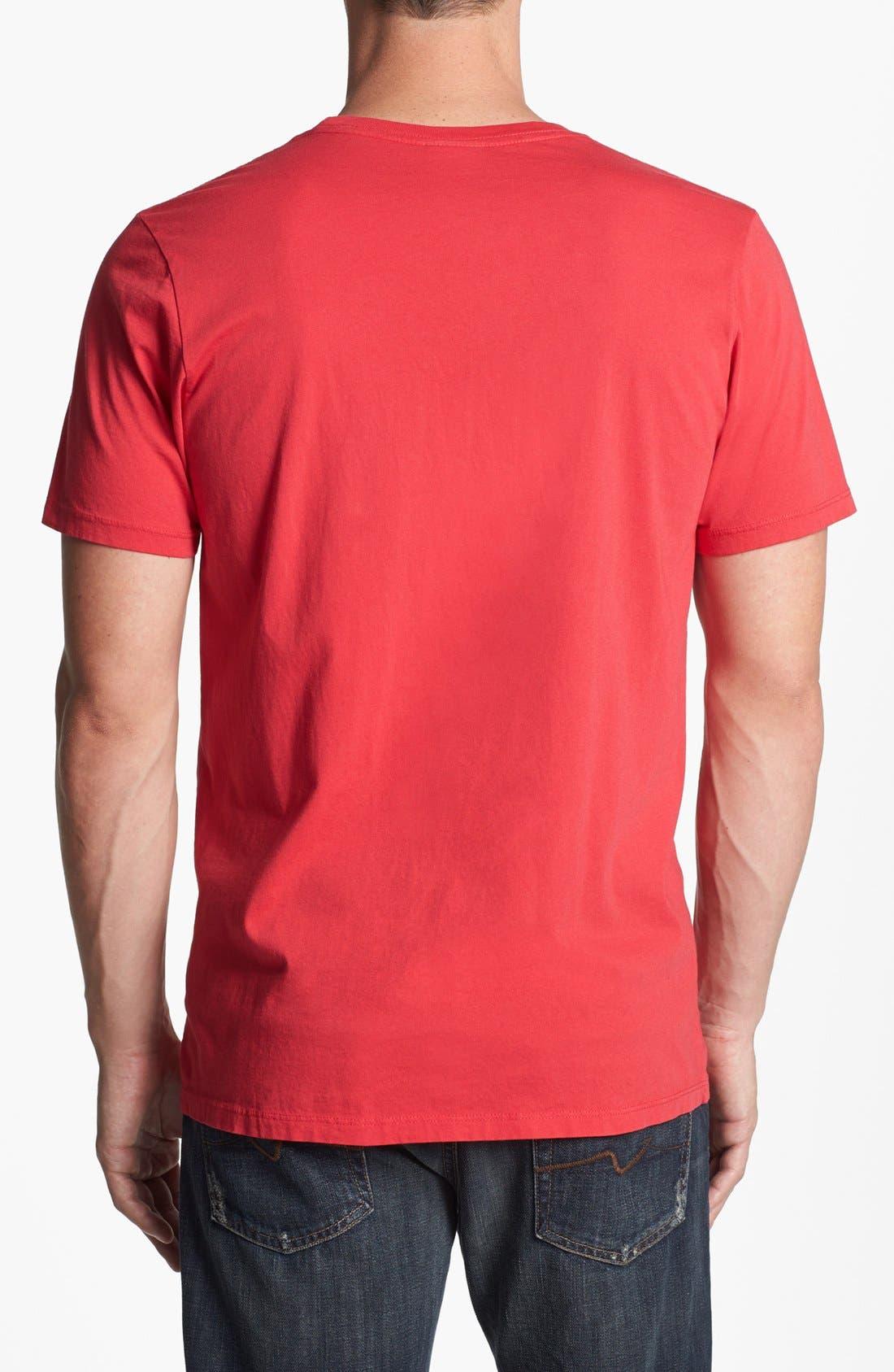 Alternate Image 2  - Junk Food 'Budweiser Hero' T-Shirt