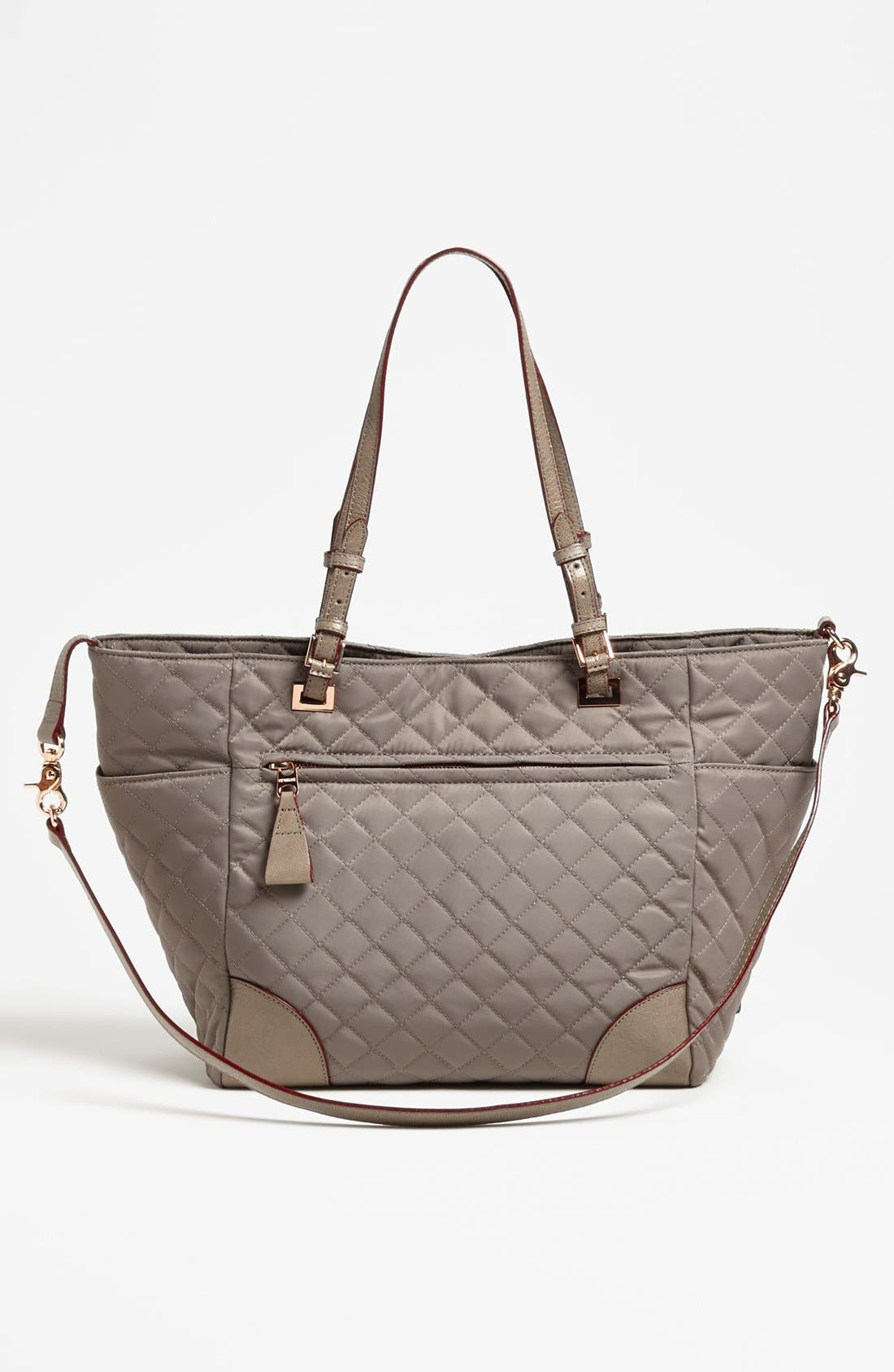 Alternate Image 4  - MZ Wallace 'City' Quilted Tote, Extra Large