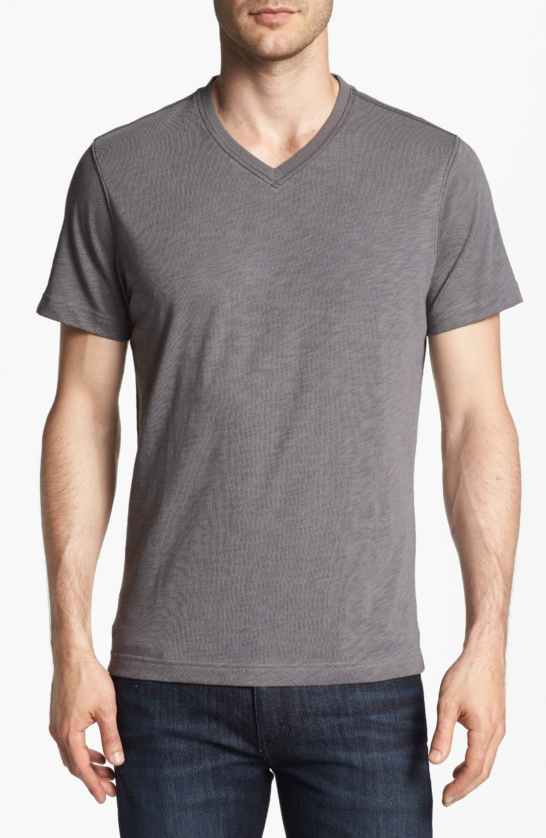 Alternate Image 1 Selected - Robert Barakett 'Miami' V-Neck T-Shirt