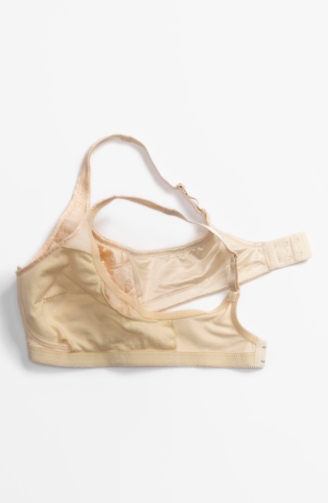 Alternate Image 3  - AMOENA 'Elegant Contours' Soft Cup Bra