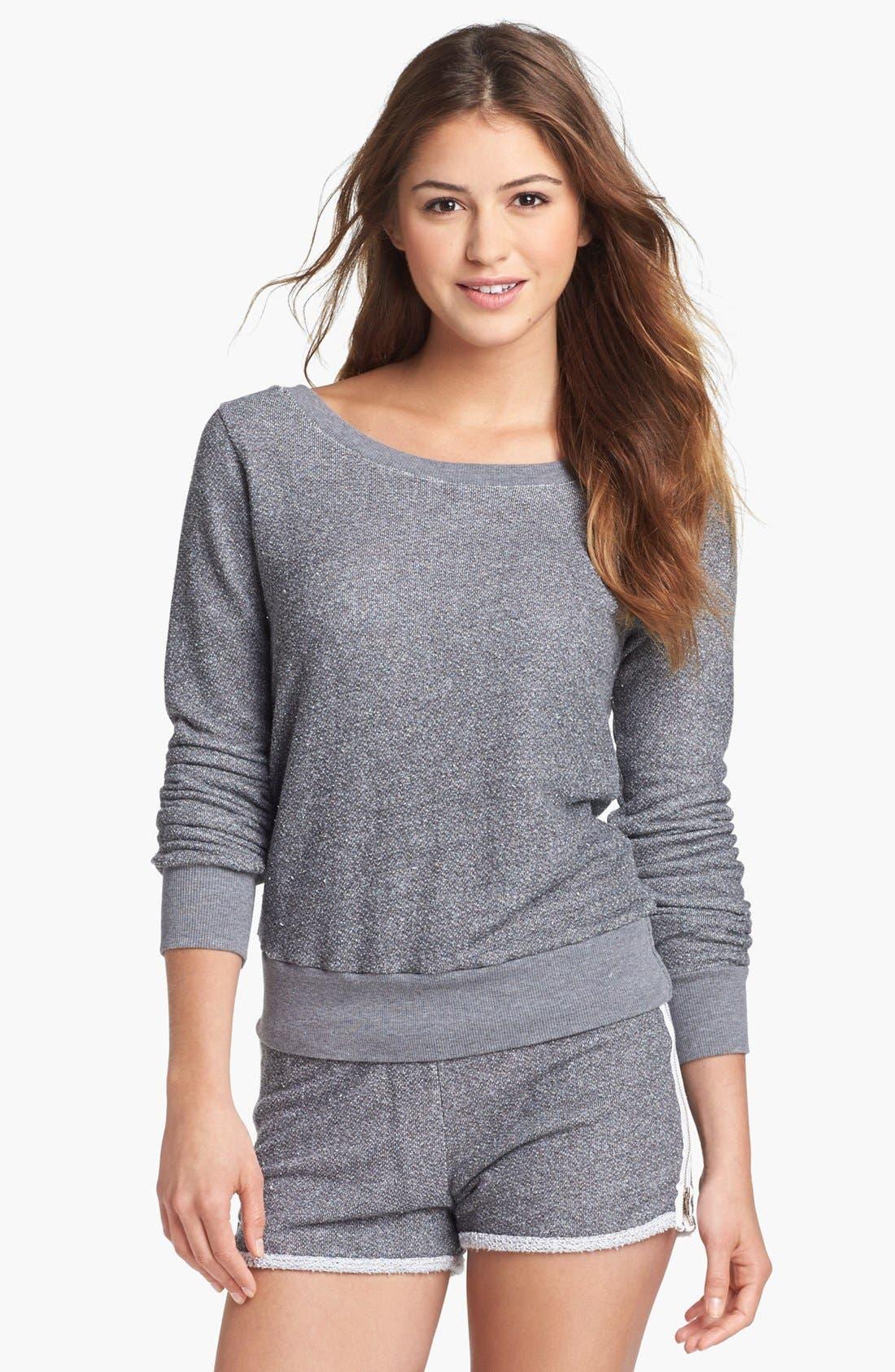 Alternate Image 2  - Solow Back Twist Sweatshirt