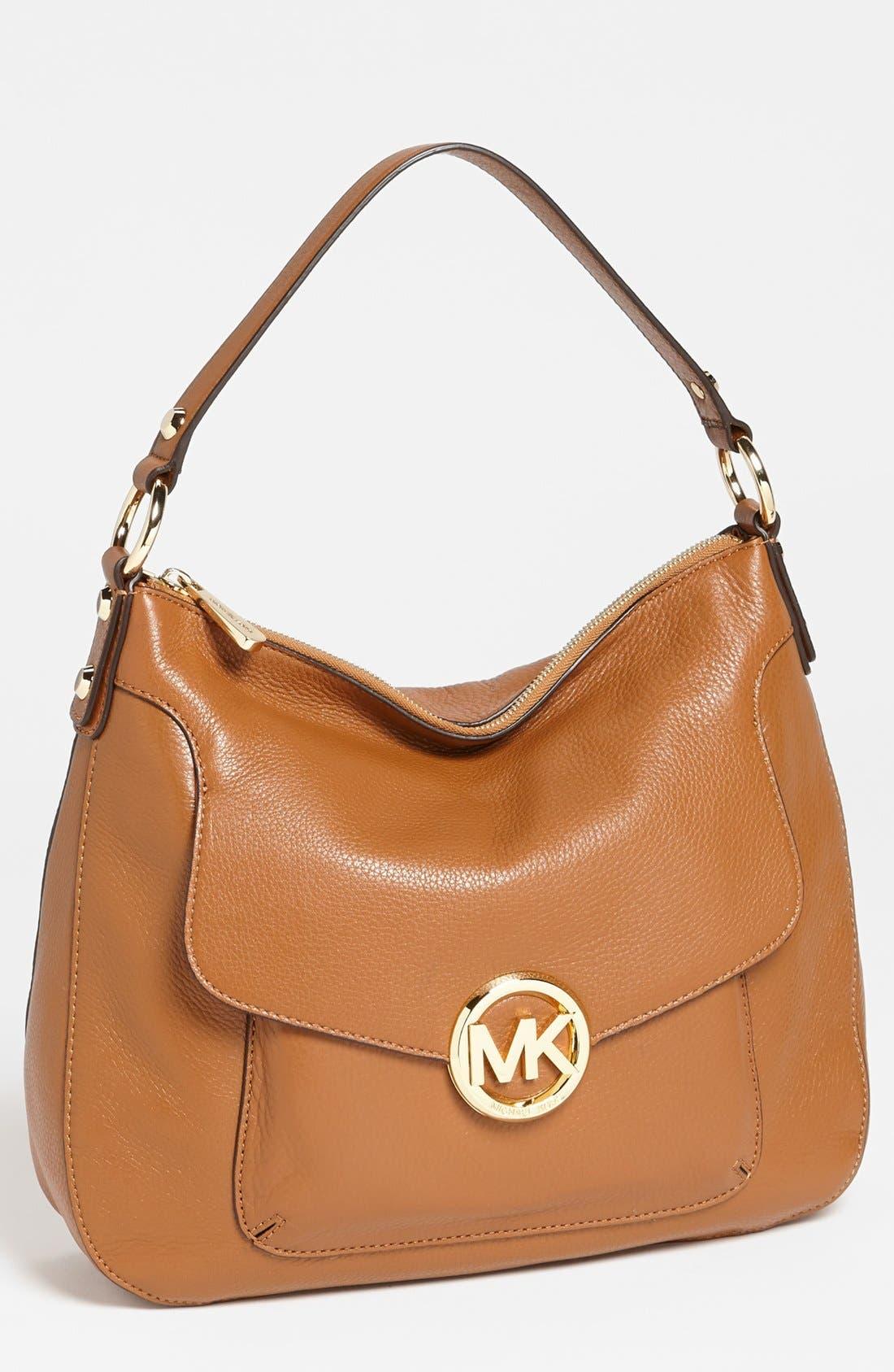 Main Image - MICHAEL Michael Kors 'Large Fulton' Shoulder Bag