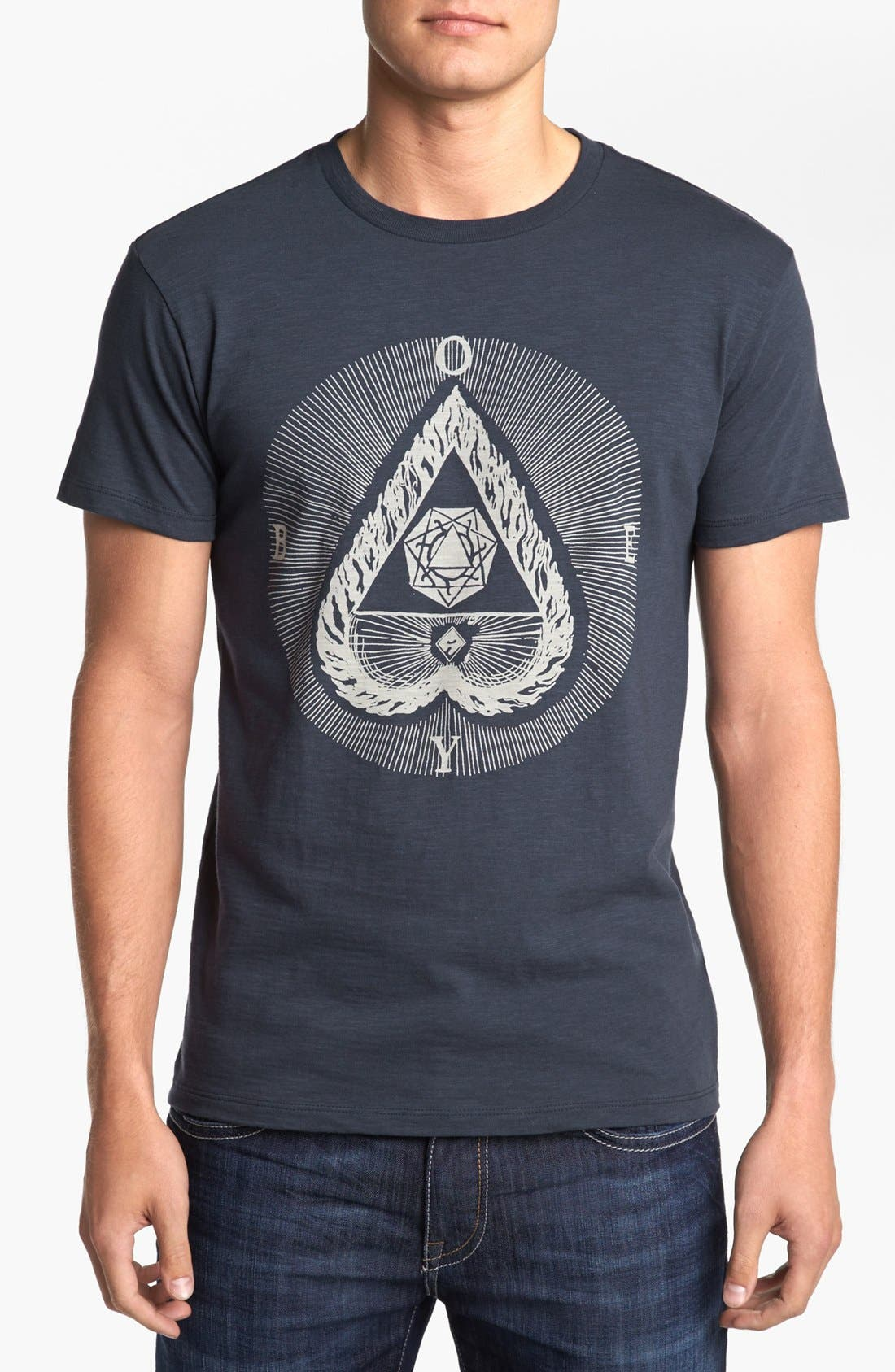 Alternate Image 1 Selected - Obey 'Deadheart' T-Shirt