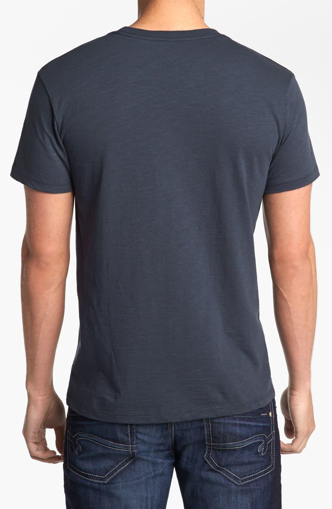 Alternate Image 2  - Obey 'Deadheart' T-Shirt