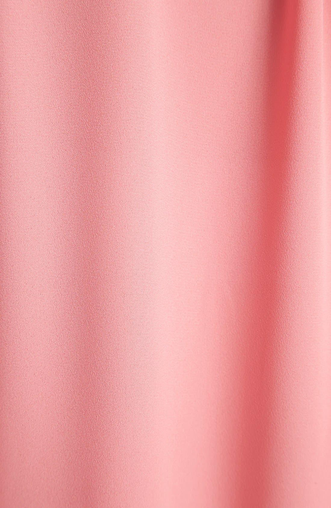 Alternate Image 3  - Tildon 'Shoulder Tuck' Sheer Trapeze Top