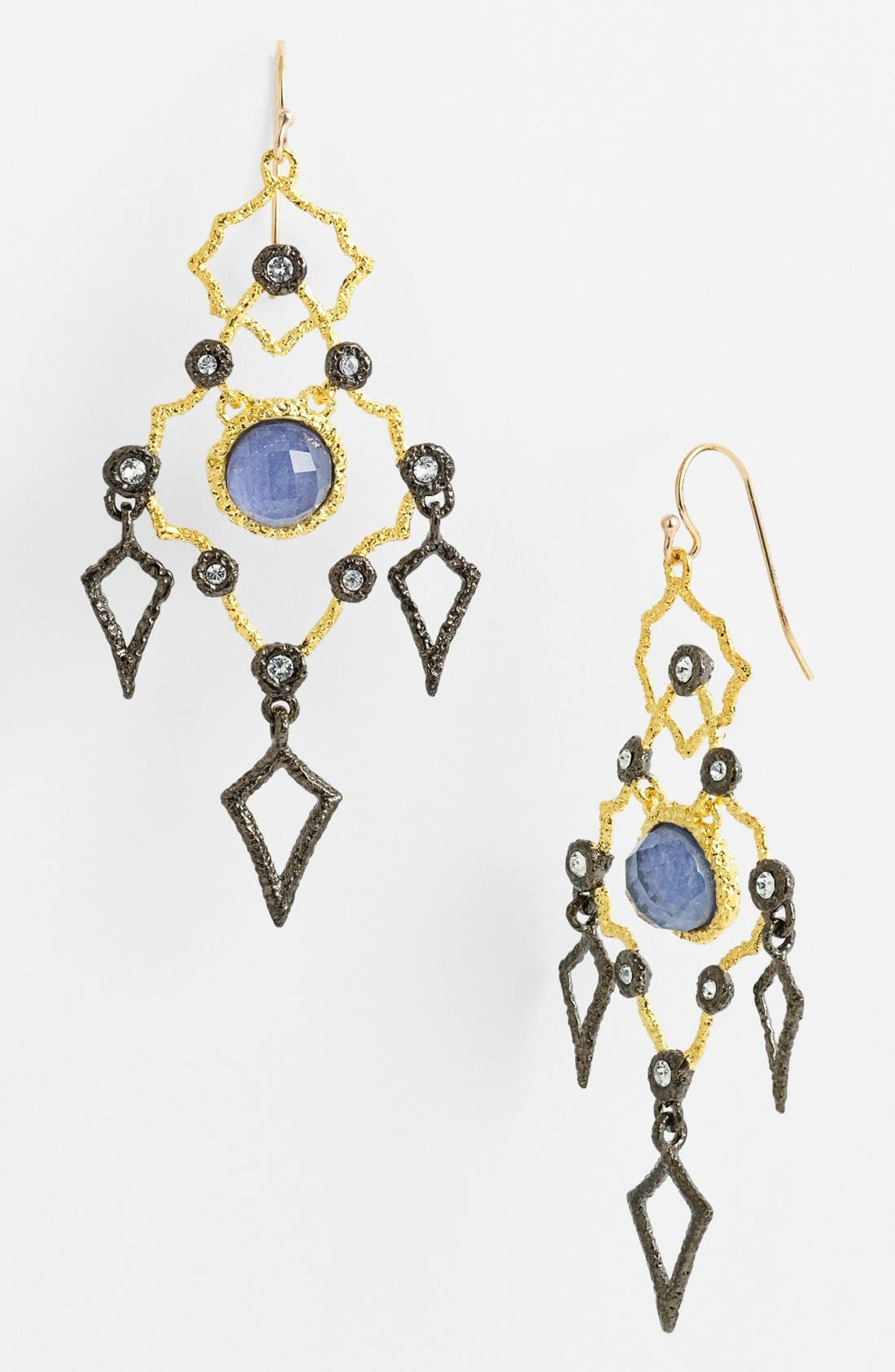 Alternate Image 1 Selected - Alexis Bittar 'Elements - Jardin de Papillon' Chandelier Earrings