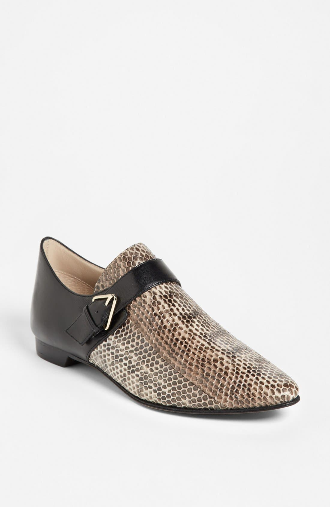 Alternate Image 1 Selected - Derek Lam 10 Crosby 'Roland' Monk Shoe Loafer