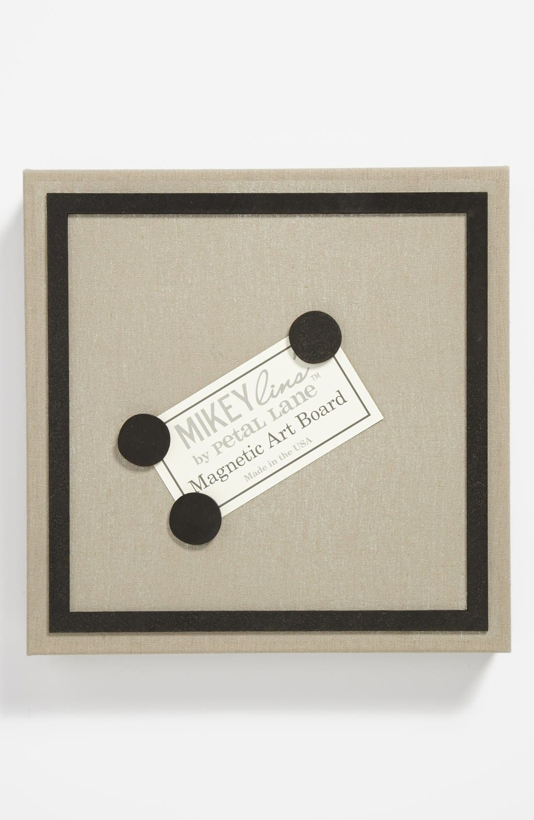 Alternate Image 1 Selected - Straight Border Magnet Board