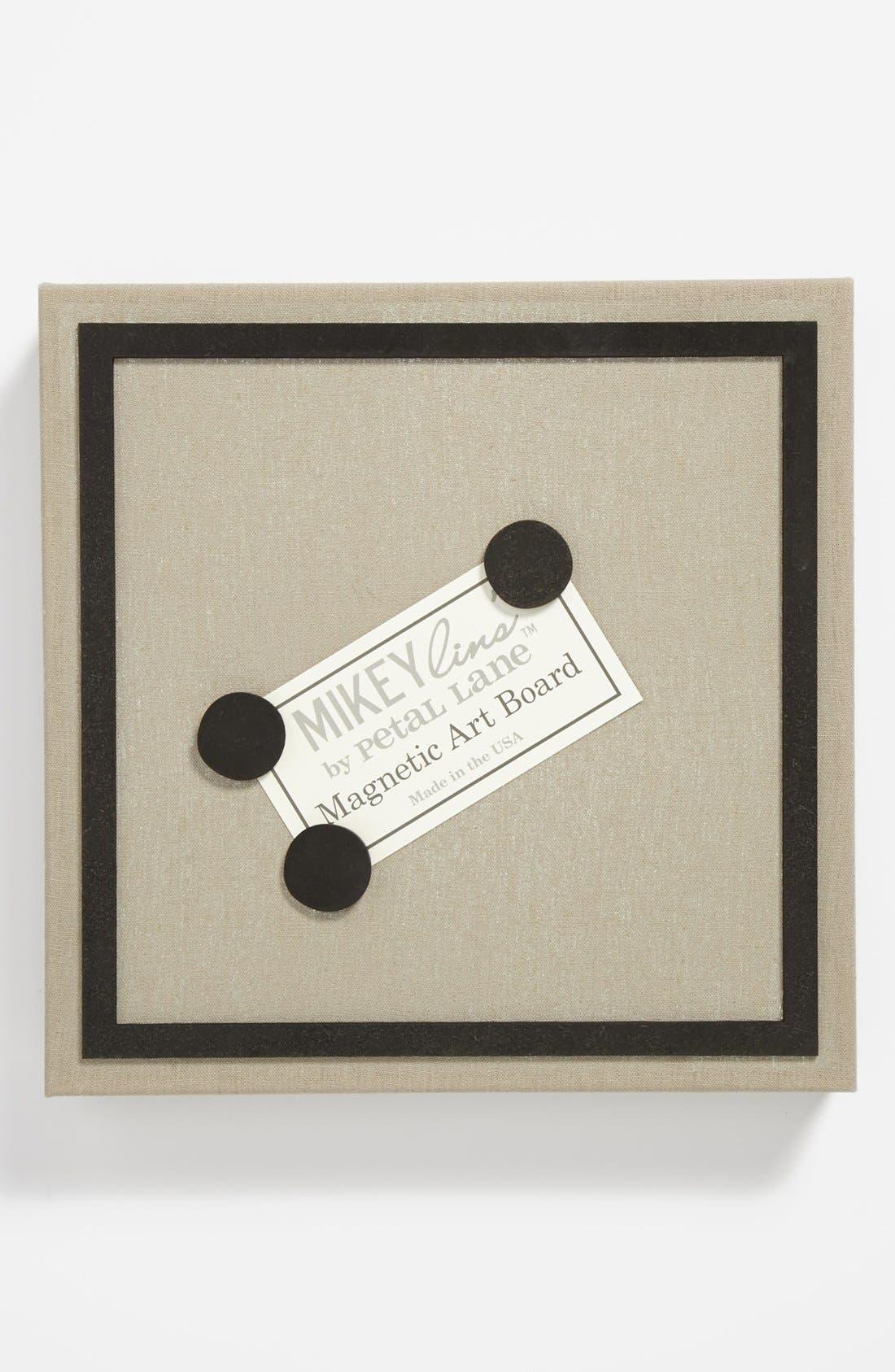 Main Image - Straight Border Magnet Board
