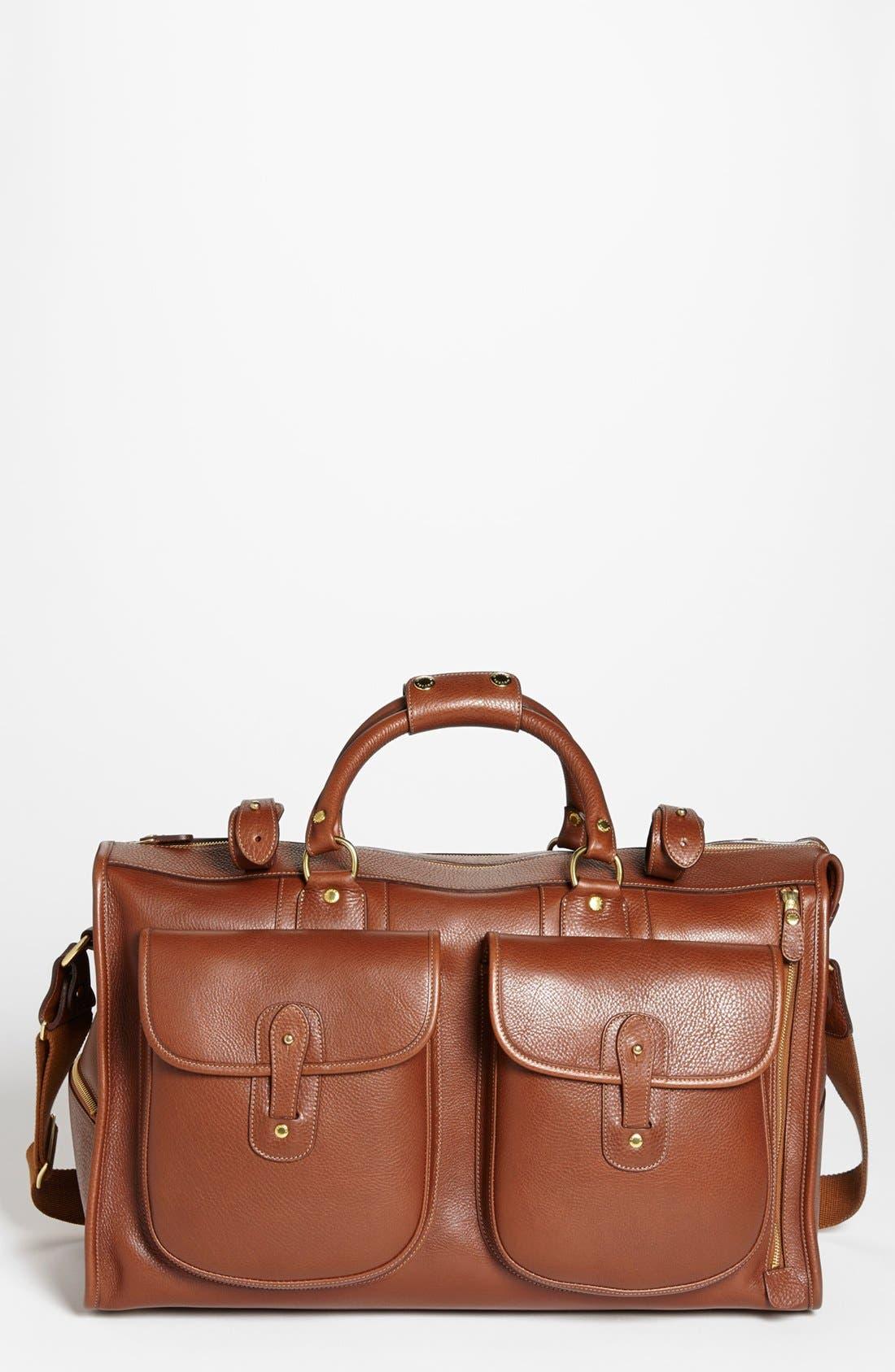 Alternate Image 1 Selected - Ghurka 'Express' Leather  Bag