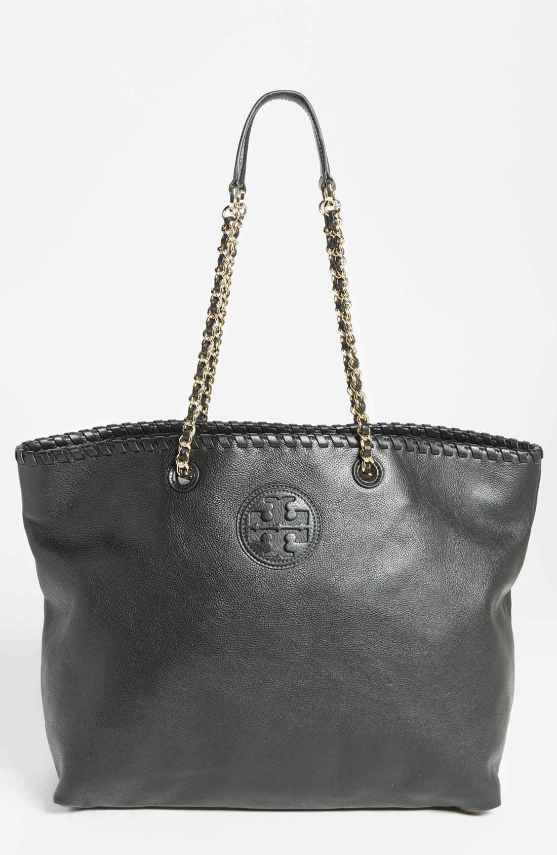 Alternate Image 1 Selected - Tory Burch 'Marion' Tote, Extra Large