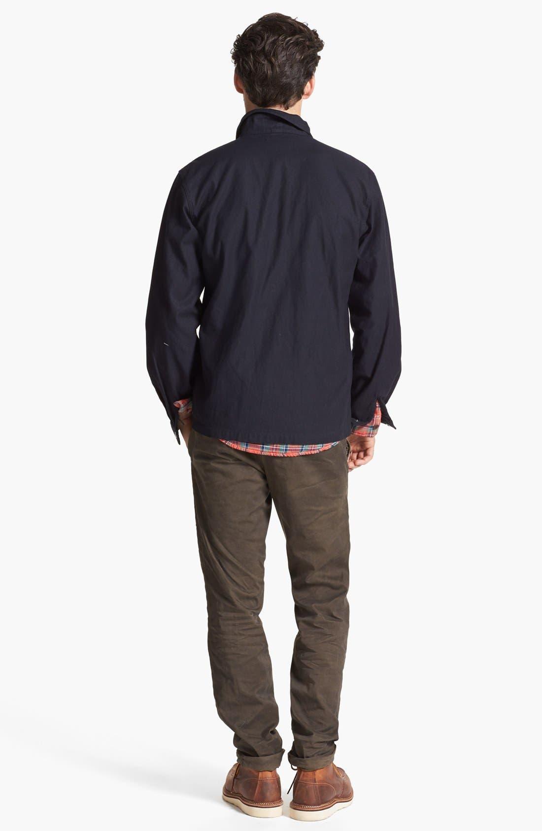 Alternate Image 5  - Brixton 'Survey' Twill Jacket