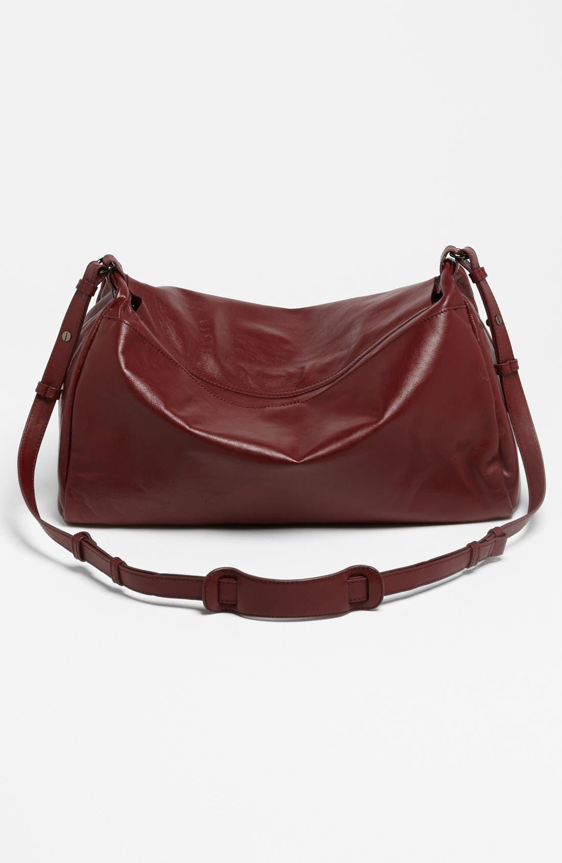 Alternate Image 4  - Trouvé 'Large' Studded Leather Crossbody Bag