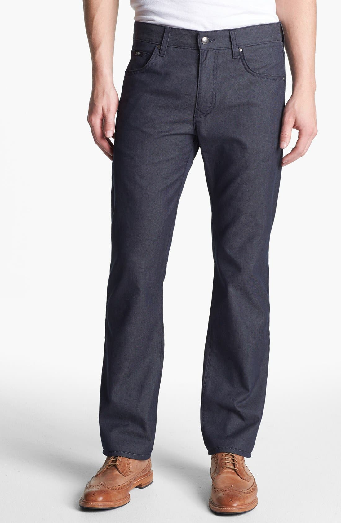 Alternate Image 1 Selected - BOSS HUGO BOSS 'Kansas' Pants
