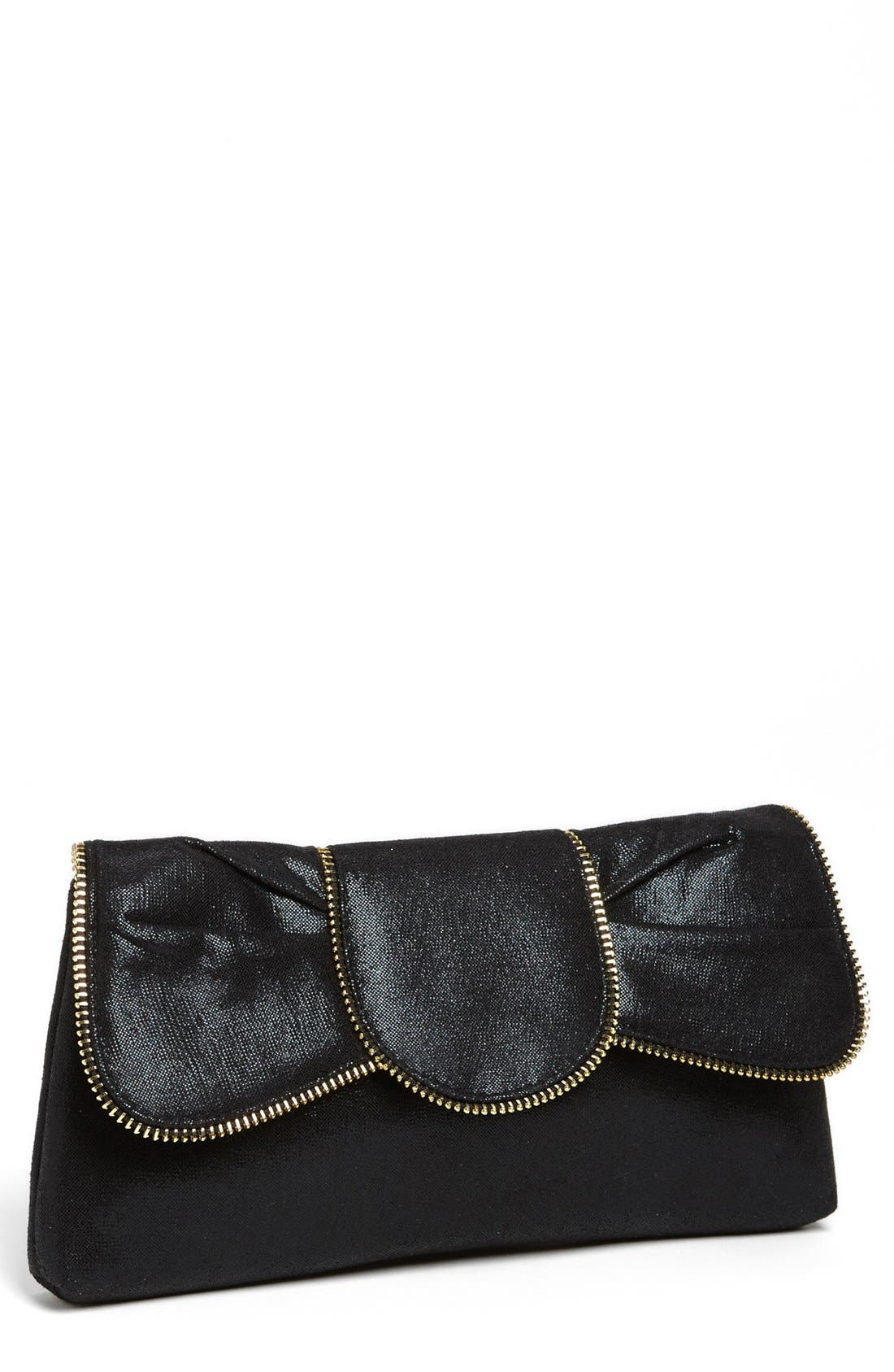 Alternate Image 1 Selected - Magid Bow Clutch