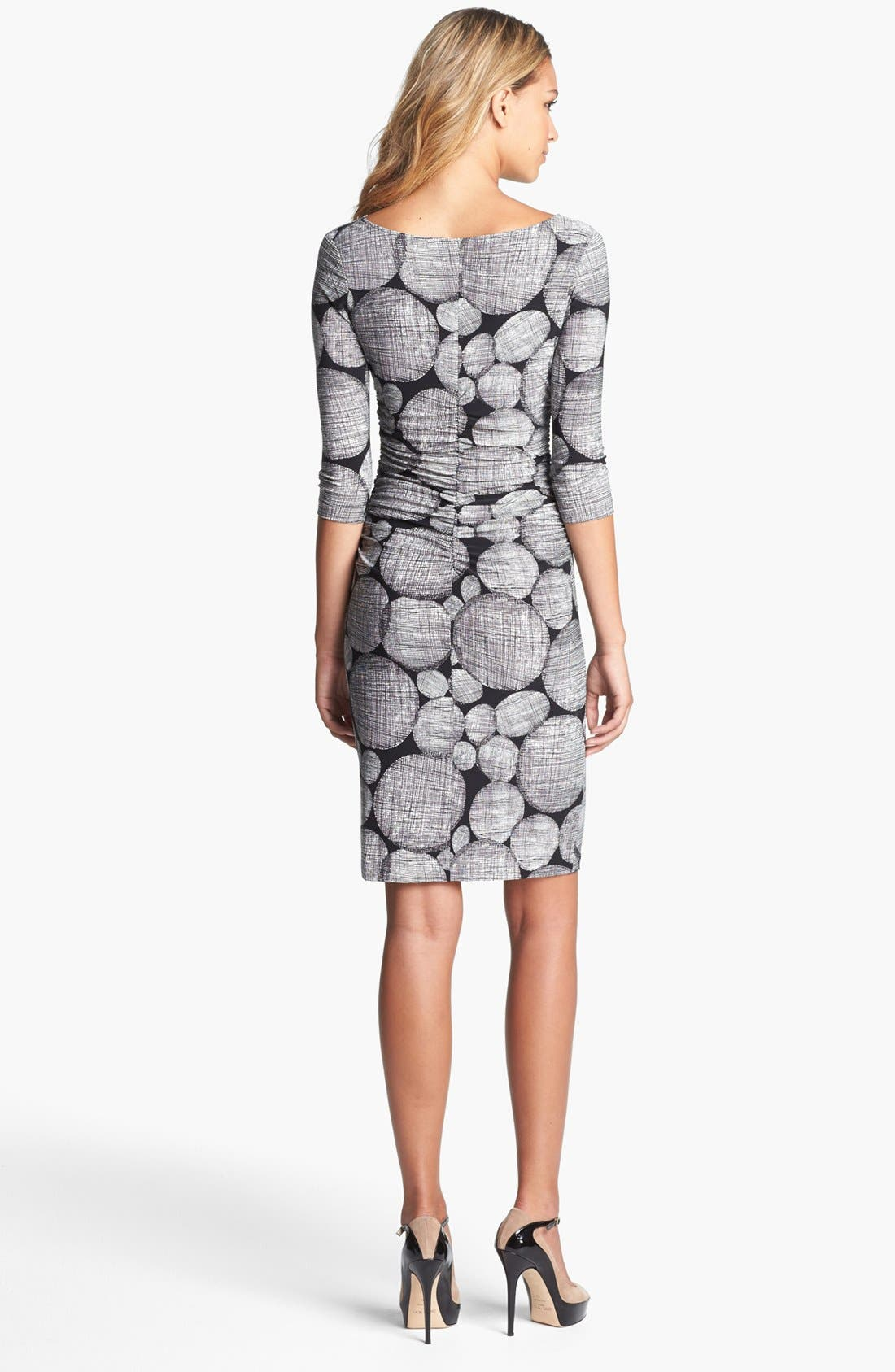 Alternate Image 2  - KAMALIKULTURE Print Sheath Dress