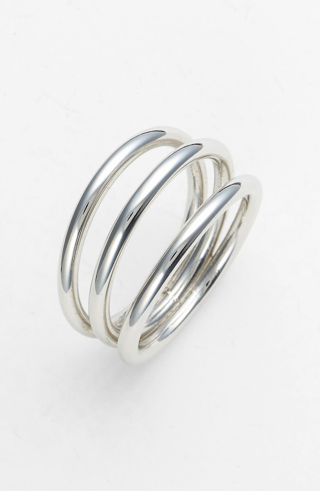 Alternate Image 1 Selected - Ariella Collection Open Ring (Nordstrom Exclusive)