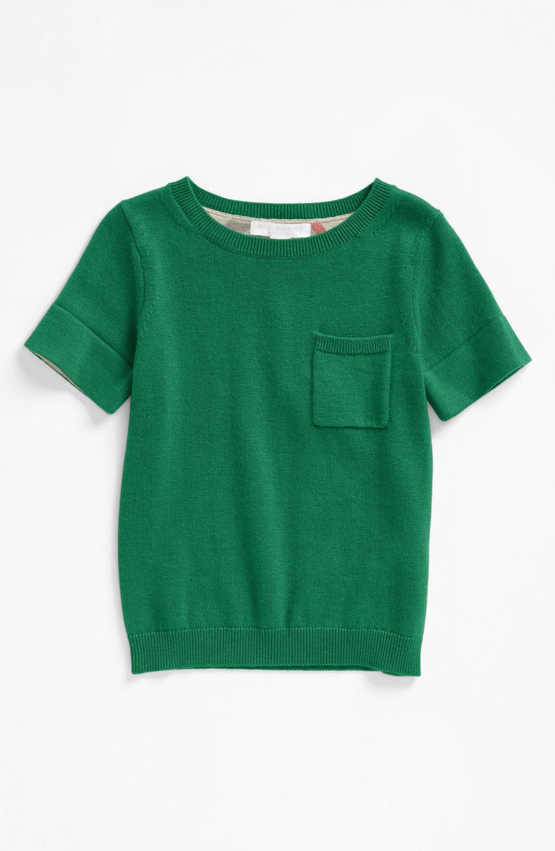 Alternate Image 1 Selected - Burberry 'Talie' Sweater (Little Girls & Big Girls)