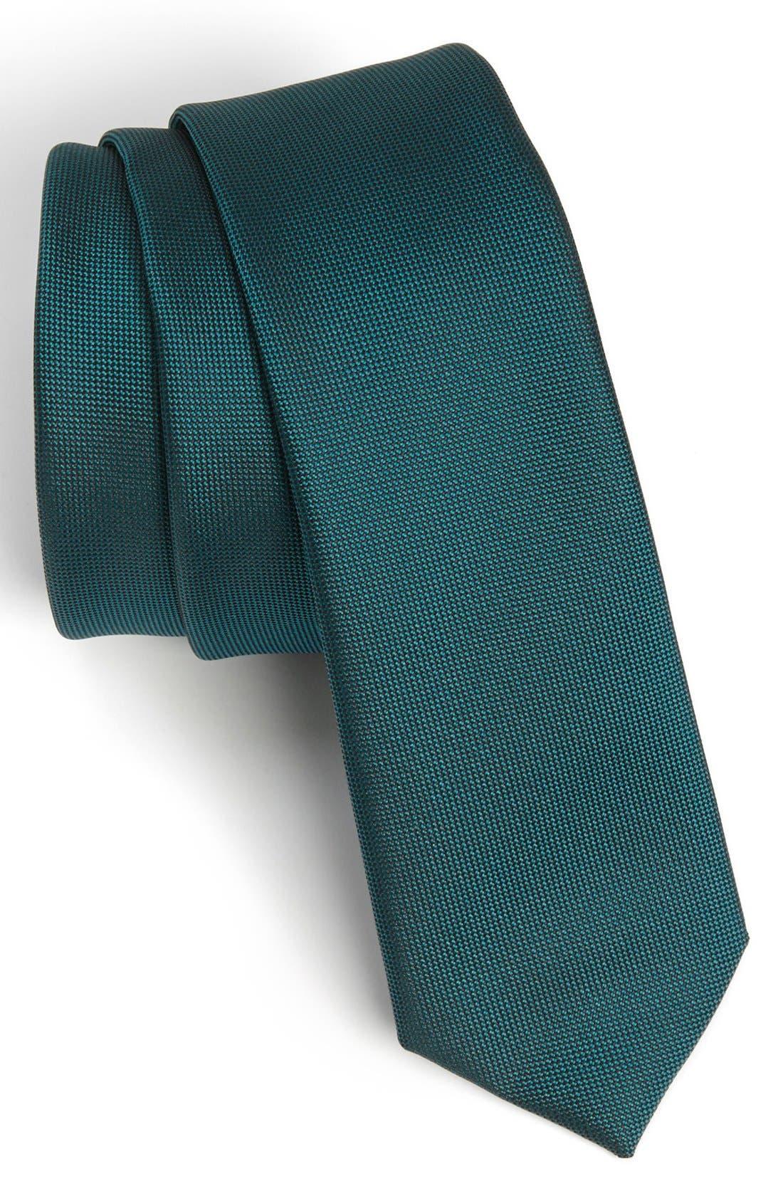 Alternate Image 1 Selected - Topman Skinny Tie